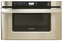 Sharp KB-6524PS 24-Inch Microwave Drawer Oven, Stainless Image