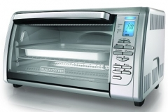 ... CTO6335S Stainless Steel Countertop Convection Oven, Silver Image