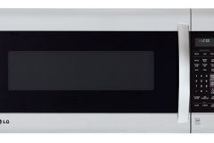 LG LMV2031ST 2.0 Cubic Feet Over-The-Range Microwave Oven, Stainless Steel Image