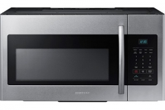 Samsung ME16H702SES 1.6 cu. ft. Over-the-Range Microwave Oven Image