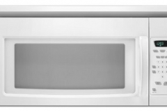 Amana 1.5 cu. ft. Over-the-Range Microwave, AMV1150VAW, White Image