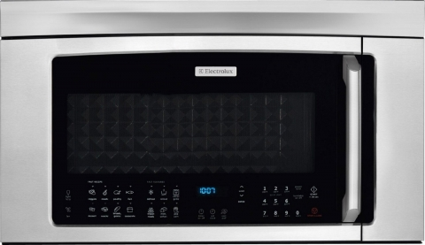 Electrolux EI30BM60MS 1.8-Cubic Feet Over the Range Microwave Picture
