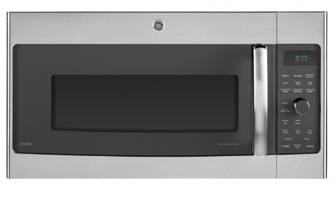GE PVM9179SFSS Profile 1.7 Cu. Ft. Over-the-Range Microwave Picture