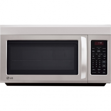 LG LMV1813ST Over the Range Microwave Oven Picture