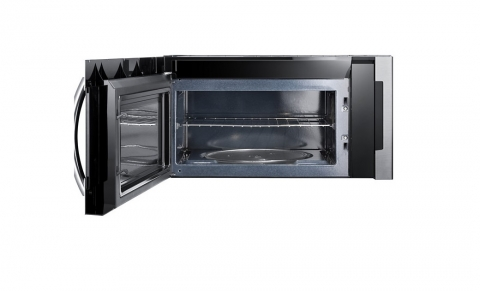 Review Samsung Smh2117s Over The Range Microwave Oven